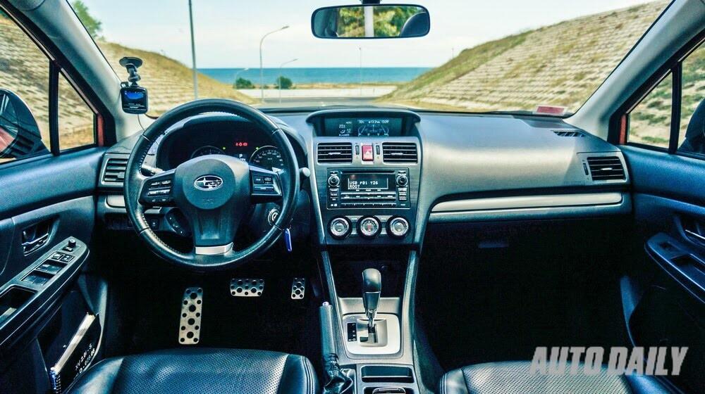 """Subaru XV: Chiếc CUV """"cảm giác mạnh"""" - Hình 5"""