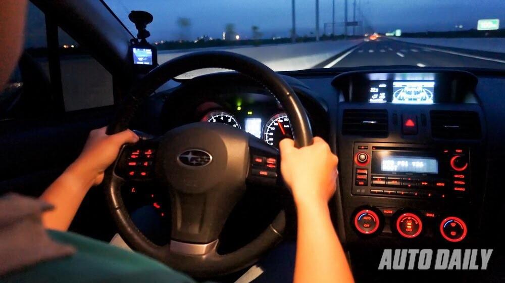 """Subaru XV: Chiếc CUV """"cảm giác mạnh"""" - Hình 6"""