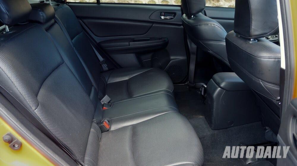 """Subaru XV: Chiếc CUV """"cảm giác mạnh"""" - Hình 8"""