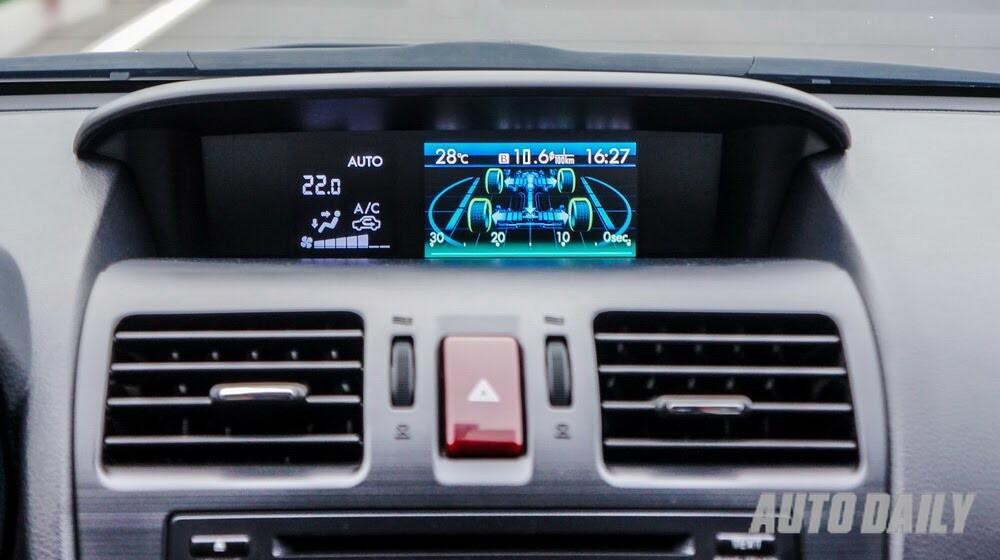 """Subaru XV: Chiếc CUV """"cảm giác mạnh"""" - Hình 9"""