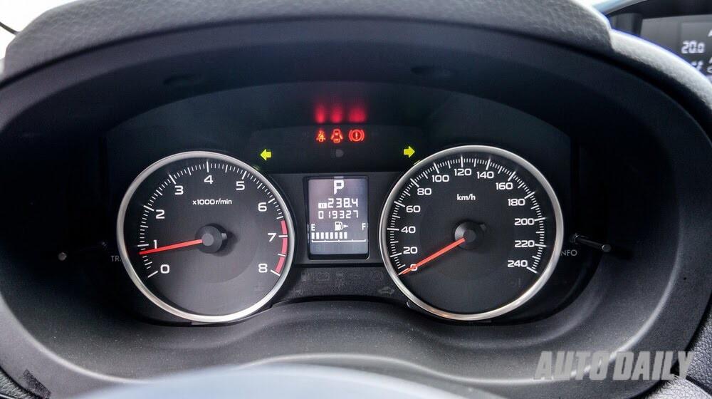 """Subaru XV: Chiếc CUV """"cảm giác mạnh"""" - Hình 10"""