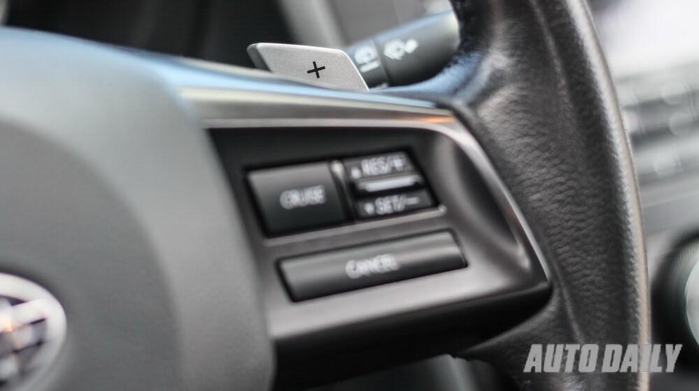 """Subaru XV: Chiếc CUV """"cảm giác mạnh"""" - Hình 11"""