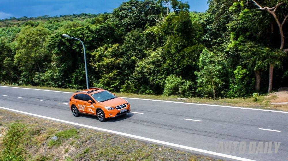 """Subaru XV: Chiếc CUV """"cảm giác mạnh"""" - Hình 13"""