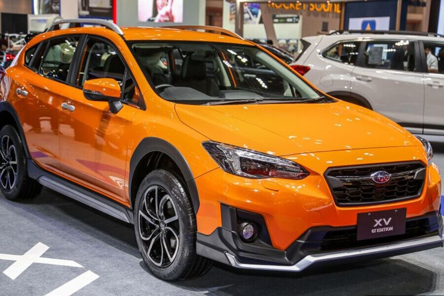 Tổng Quan Subaru XV 2019