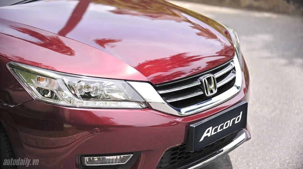 Sức hấp dẫn từ Honda Accord 2014, giá 1,47 tỷ đồng - Hình 7