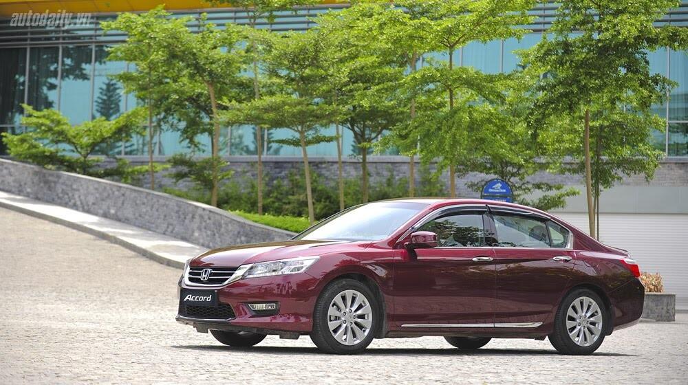 Sức hấp dẫn từ Honda Accord 2014, giá 1,47 tỷ đồng - Hình 9