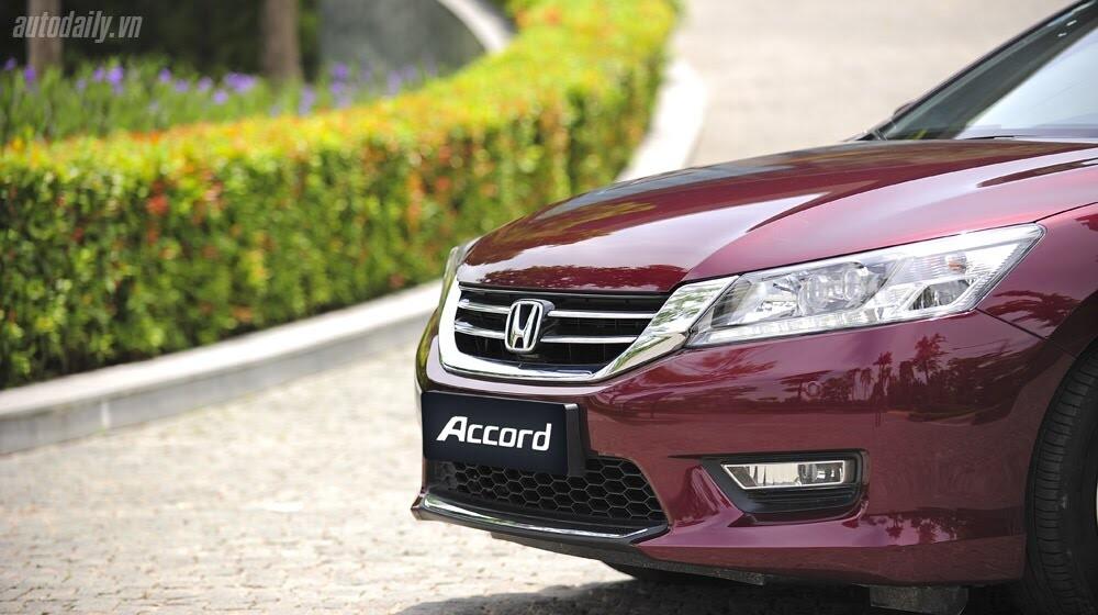 Sức hấp dẫn từ Honda Accord 2014, giá 1,47 tỷ đồng - Hình 10