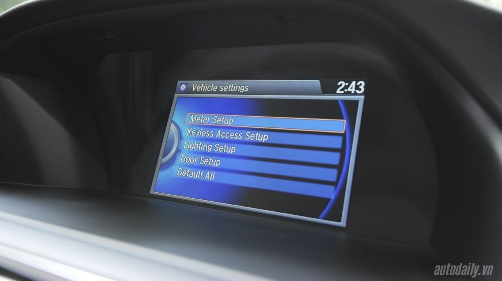 Sức hấp dẫn từ Honda Accord 2014, giá 1,47 tỷ đồng - Hình 15