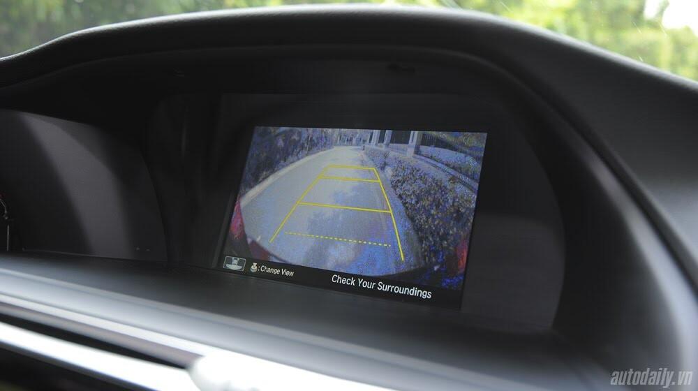 Sức hấp dẫn từ Honda Accord 2014, giá 1,47 tỷ đồng - Hình 16