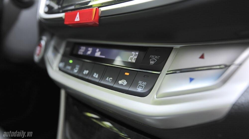 Sức hấp dẫn từ Honda Accord 2014, giá 1,47 tỷ đồng - Hình 18