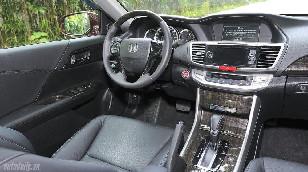 Sức hấp dẫn từ Honda Accord 2014, giá 1,47 tỷ đồng - Hình 21
