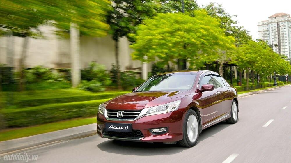 Sức hấp dẫn từ Honda Accord 2014, giá 1,47 tỷ đồng - Hình 26