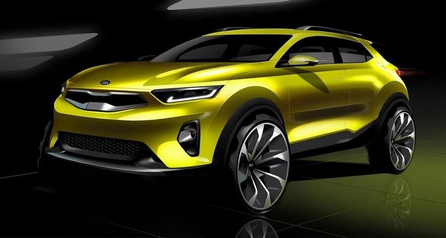 SUV concept cỡ nhỏ của Kia sẽ được ra mắt tại Triển lãm Auto Expo 2018 - Hình 1