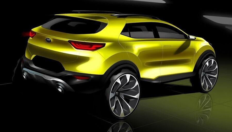 SUV concept cỡ nhỏ của Kia sẽ được ra mắt tại Triển lãm Auto Expo 2018 - Hình 2