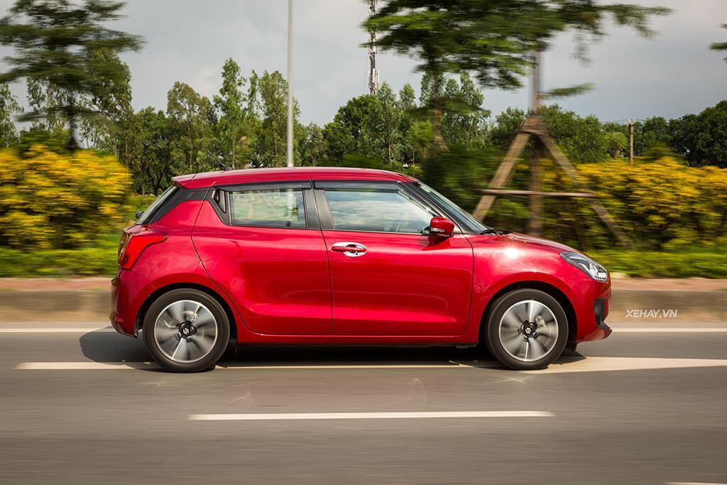 Suzuki All New Swift 2018 - Trẻ trung, năng động, đầy hứng khởi - Hình 19