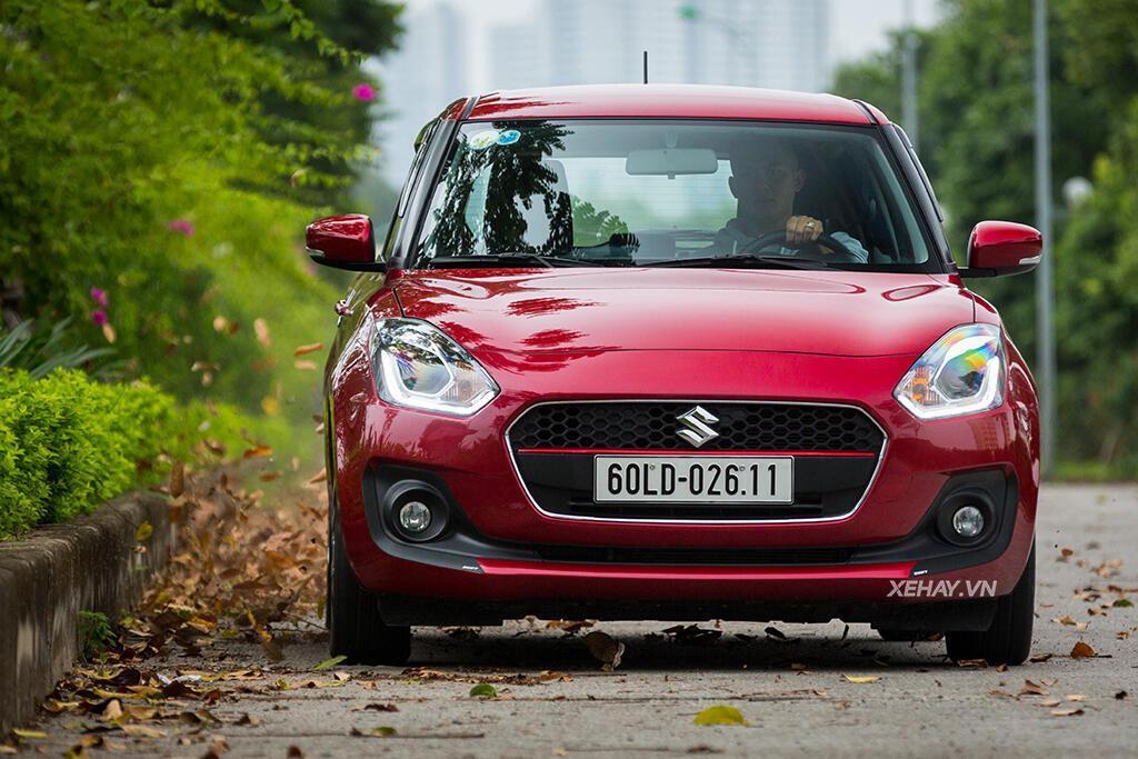 Suzuki All New Swift 2018 - Trẻ trung, năng động, đầy hứng khởi - Hình 3