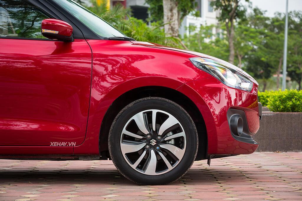 Suzuki All New Swift 2018 - Trẻ trung, năng động, đầy hứng khởi - Hình 41