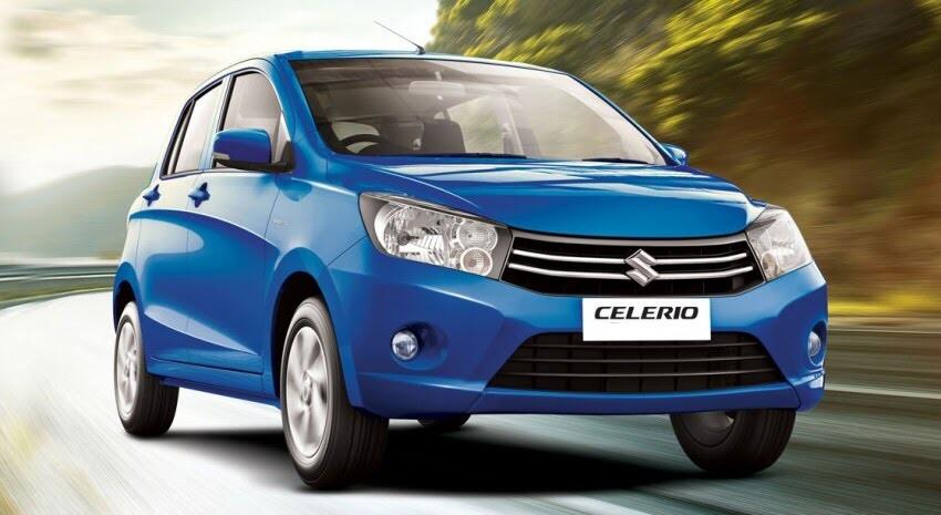 Suzuki Celerio chuẩn bị ra mắt cạnh tranh Hyundai i10 - Hình 1