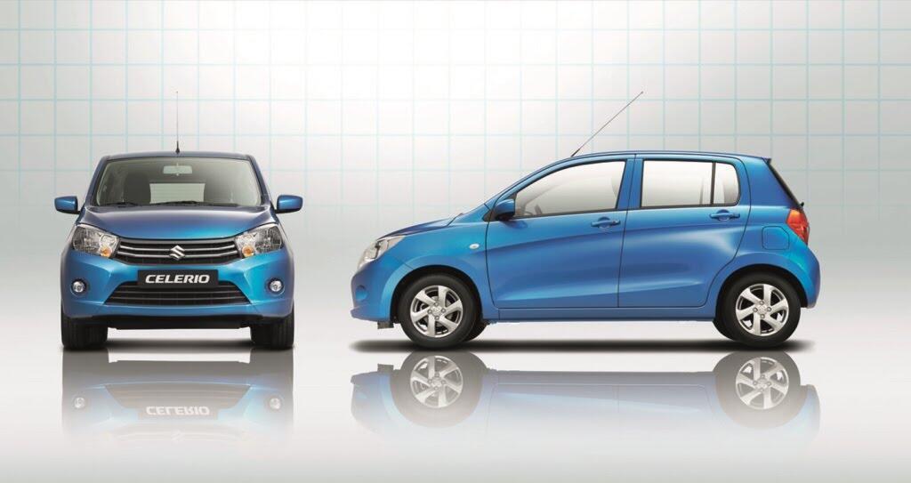 Suzuki Celerio chuẩn bị ra mắt cạnh tranh Hyundai i10 - Hình 2