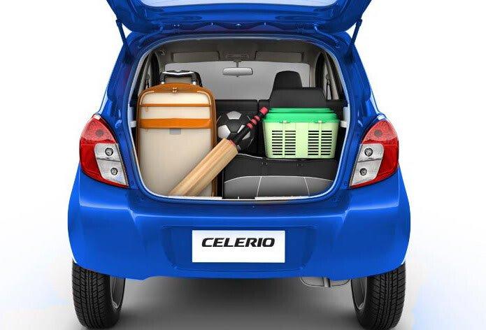 Suzuki Celerio chuẩn bị ra mắt cạnh tranh Hyundai i10 - Hình 4