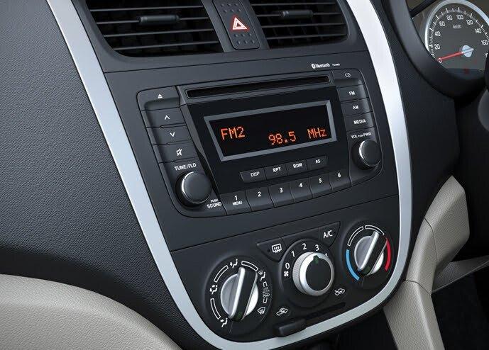 Suzuki Celerio chuẩn bị ra mắt cạnh tranh Hyundai i10 - Hình 5