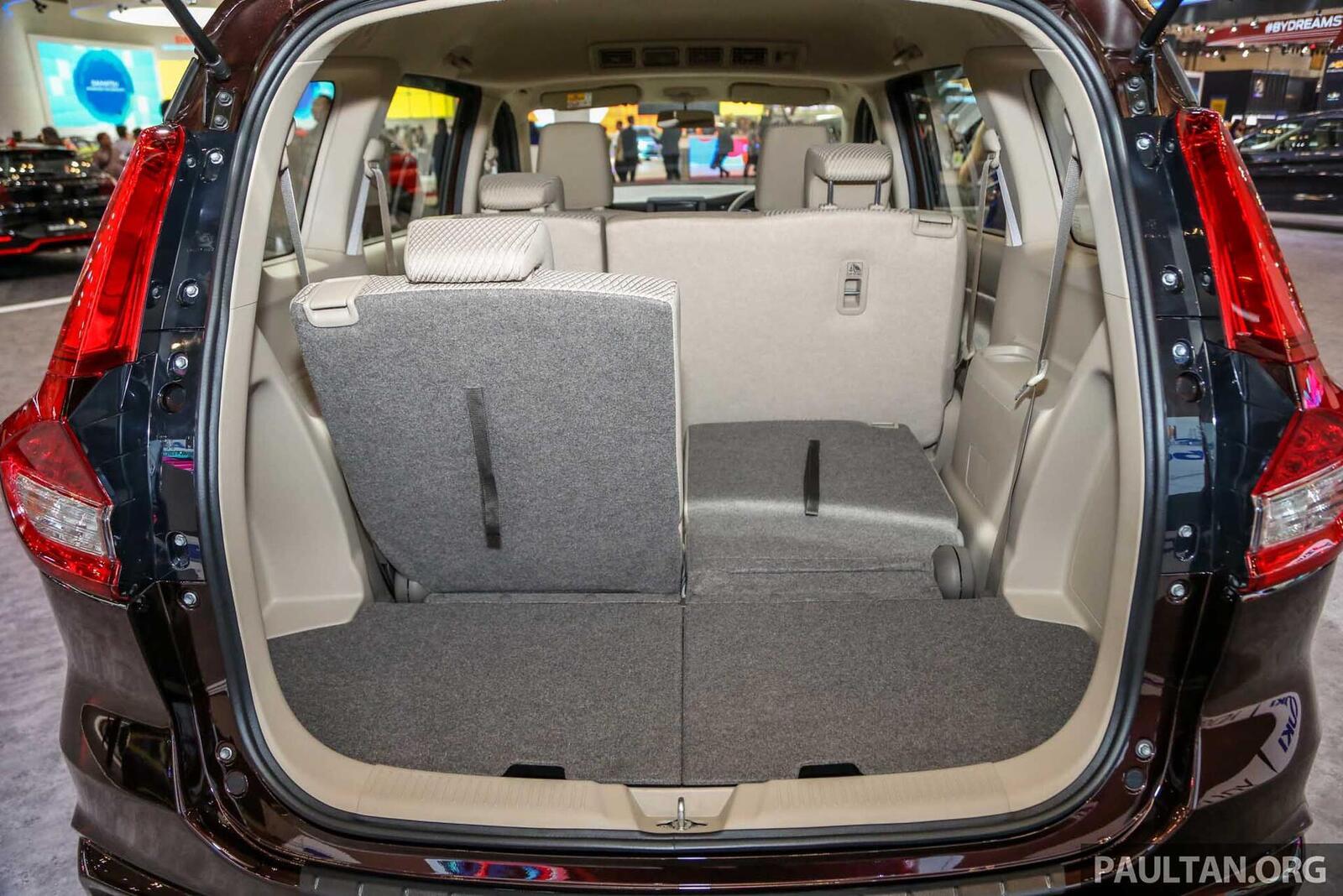 Suzuki Ertiga thế hệ mới có giá từ 486 triệu đồng tại Thái Lan; chưa hẹn ngày về Việt Nam - Hình 12