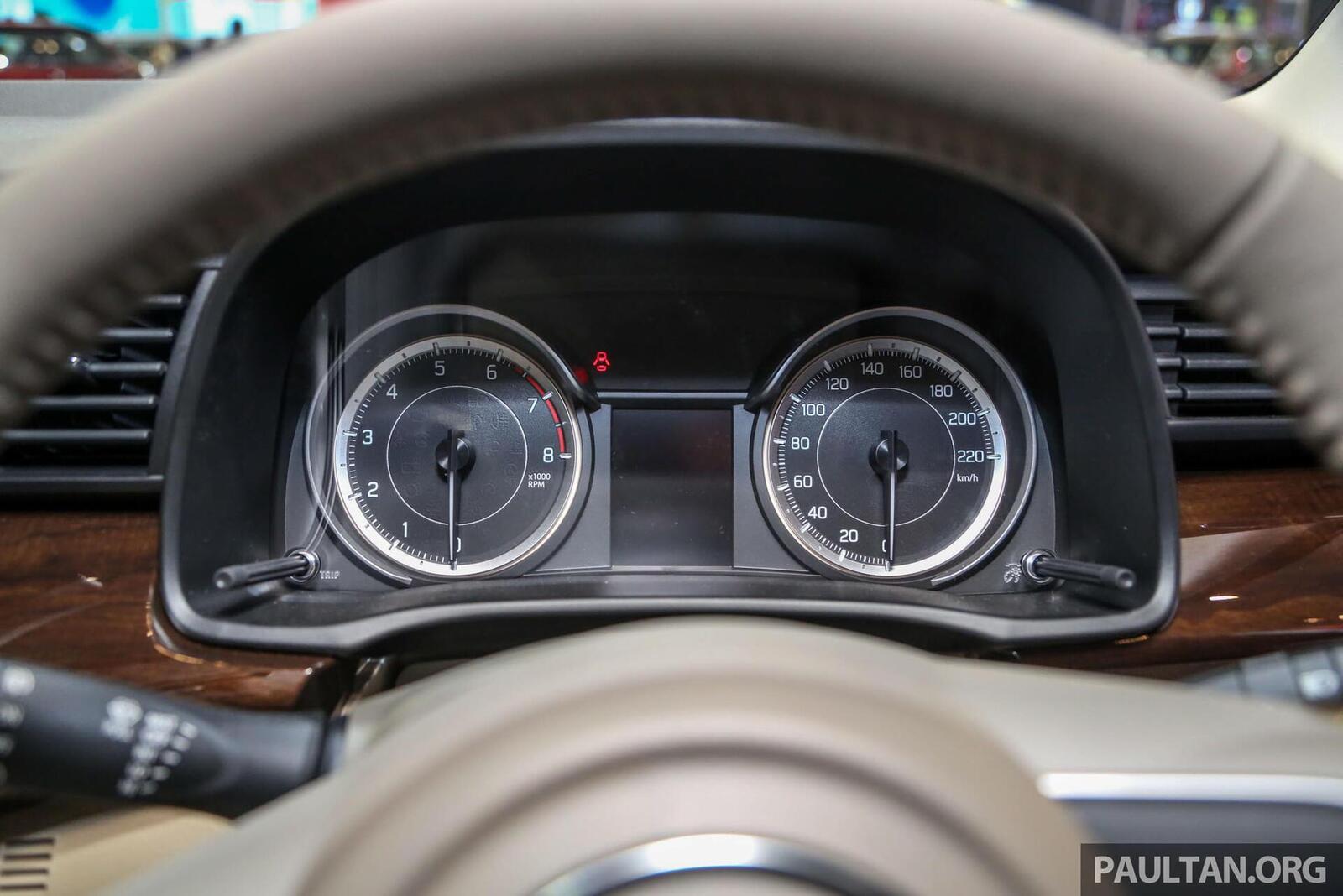 Suzuki Ertiga thế hệ mới có giá từ 486 triệu đồng tại Thái Lan; chưa hẹn ngày về Việt Nam - Hình 13