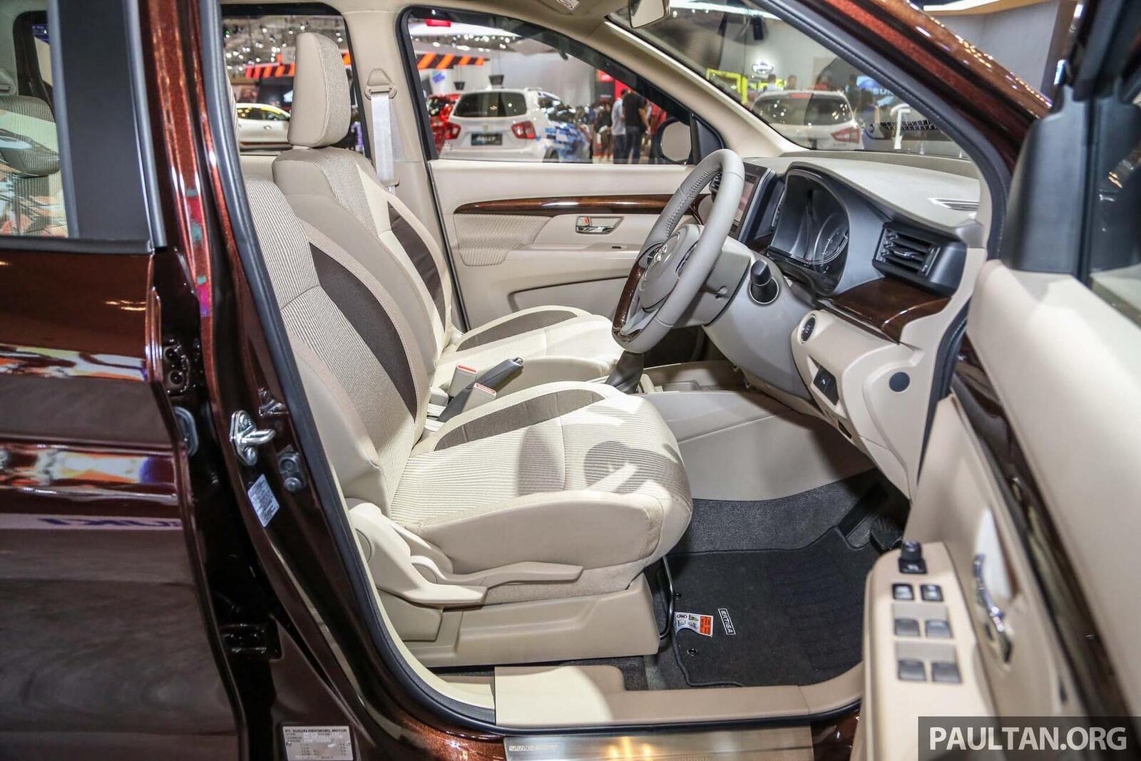 Suzuki Ertiga thế hệ mới có giá từ 486 triệu đồng tại Thái Lan; chưa hẹn ngày về Việt Nam - Hình 14