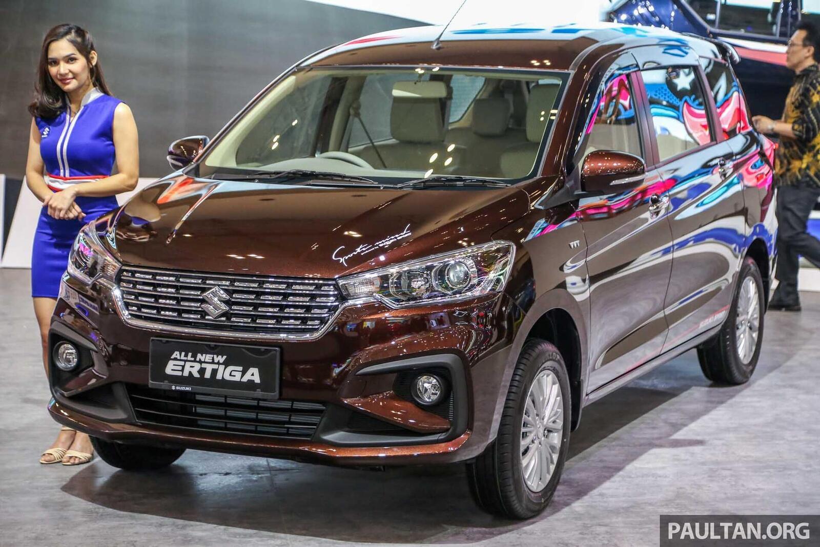 Suzuki Ertiga thế hệ mới có giá từ 486 triệu đồng tại Thái Lan; chưa hẹn ngày về Việt Nam - Hình 15