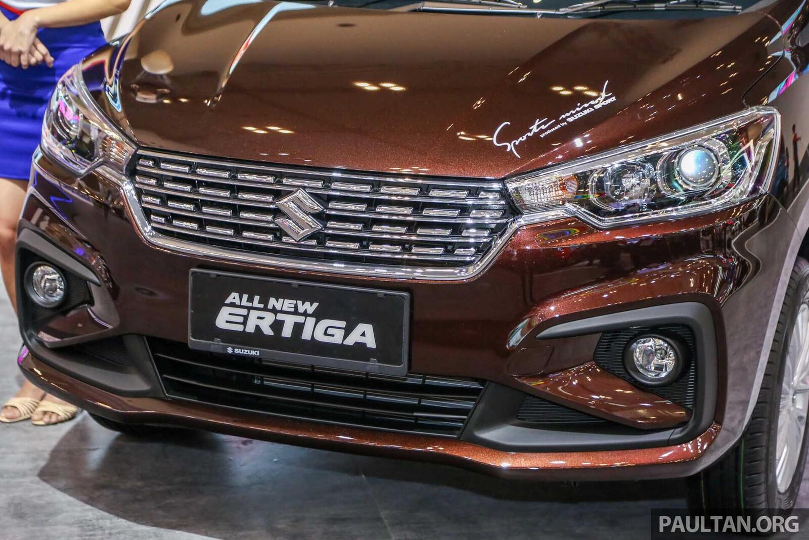 Suzuki Ertiga thế hệ mới có giá từ 486 triệu đồng tại Thái Lan; chưa hẹn ngày về Việt Nam - Hình 18