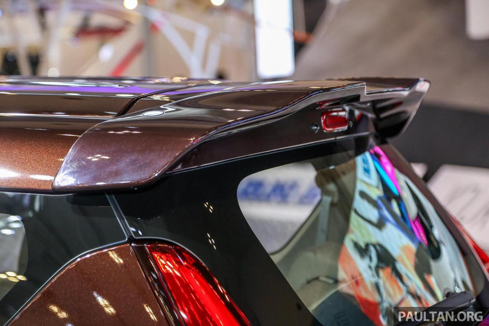 Suzuki Ertiga thế hệ mới có giá từ 486 triệu đồng tại Thái Lan; chưa hẹn ngày về Việt Nam - Hình 21