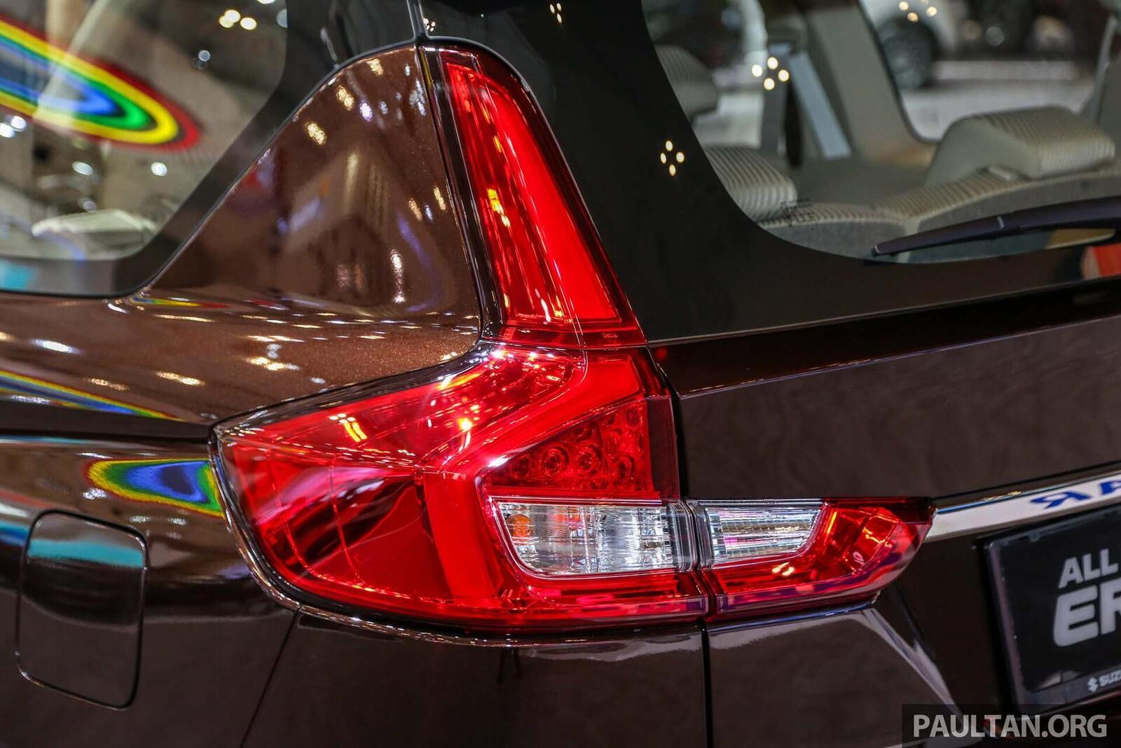 Suzuki Ertiga thế hệ mới có giá từ 486 triệu đồng tại Thái Lan; chưa hẹn ngày về Việt Nam - Hình 3