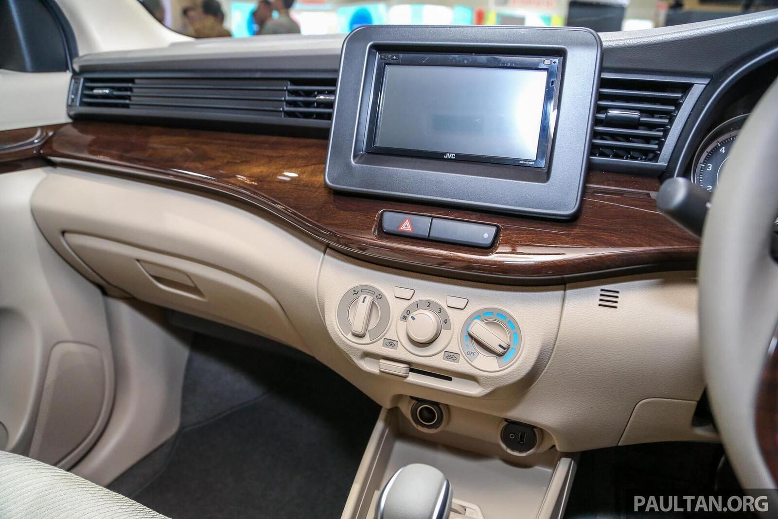 Suzuki Ertiga thế hệ mới có giá từ 486 triệu đồng tại Thái Lan; chưa hẹn ngày về Việt Nam - Hình 7