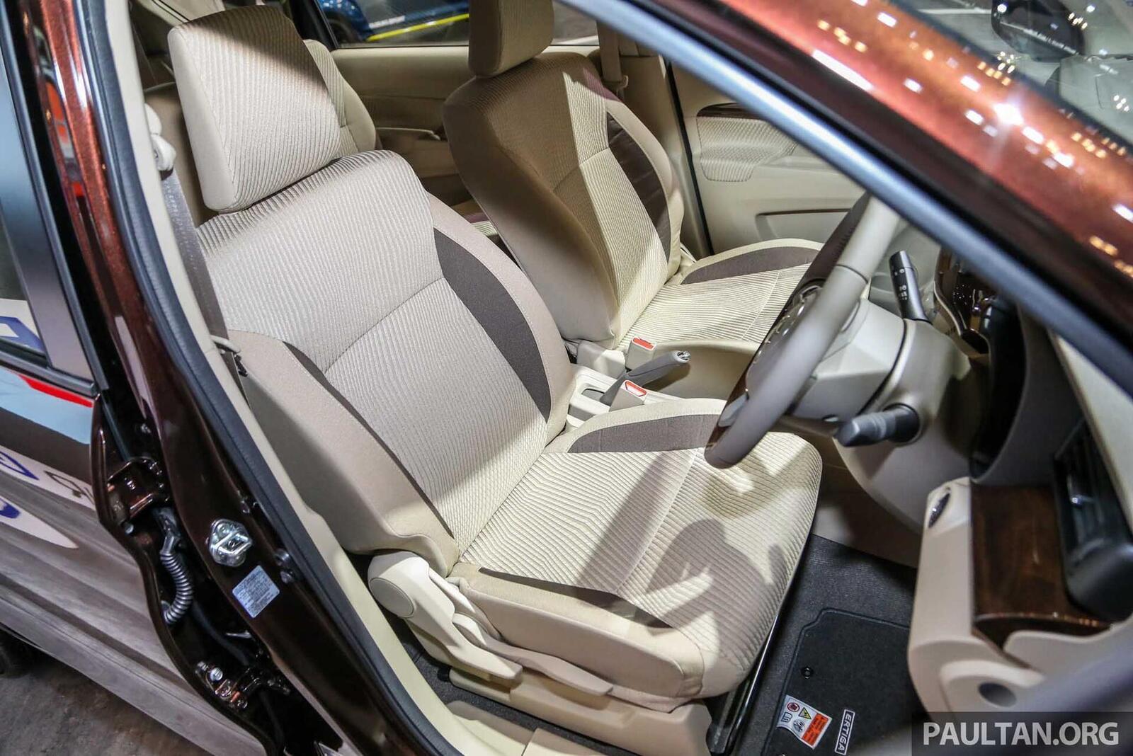 Suzuki Ertiga thế hệ mới có giá từ 486 triệu đồng tại Thái Lan; chưa hẹn ngày về Việt Nam - Hình 8