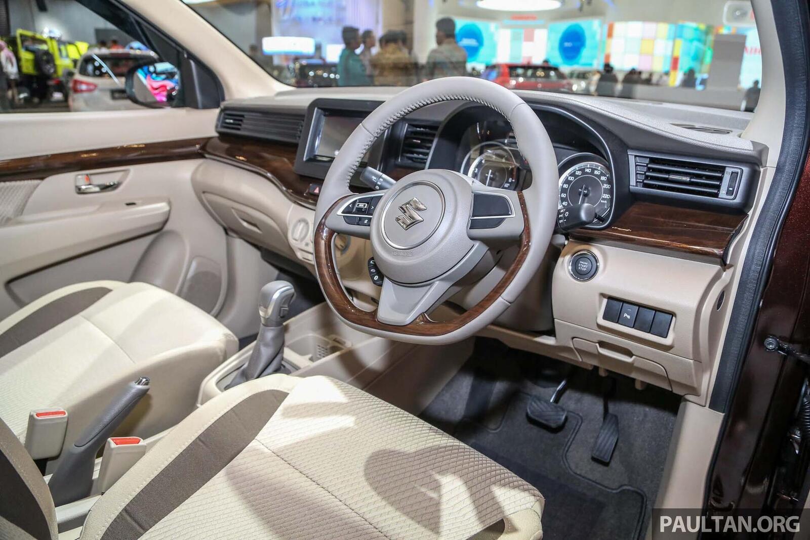 Suzuki Ertiga thế hệ mới có giá từ 486 triệu đồng tại Thái Lan; chưa hẹn ngày về Việt Nam - Hình 9