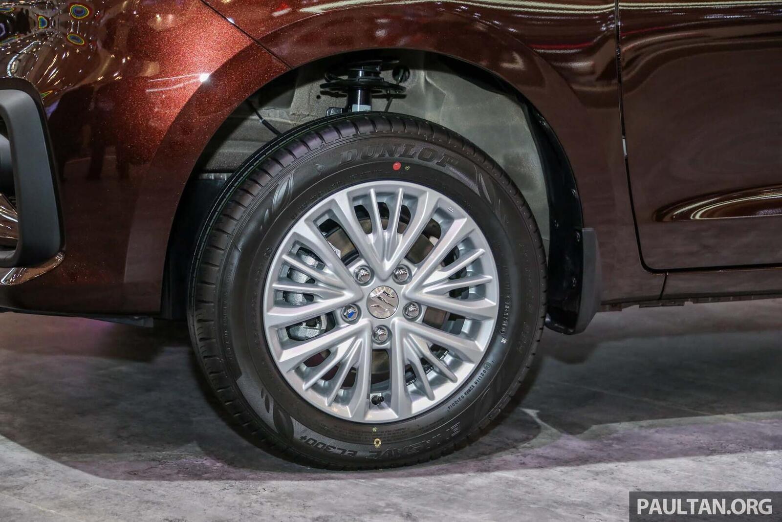 Suzuki Ertiga thế hệ sẽ về Việt Nam trong năm nay; cạnh tranh với Rush và Xpander - Hình 16