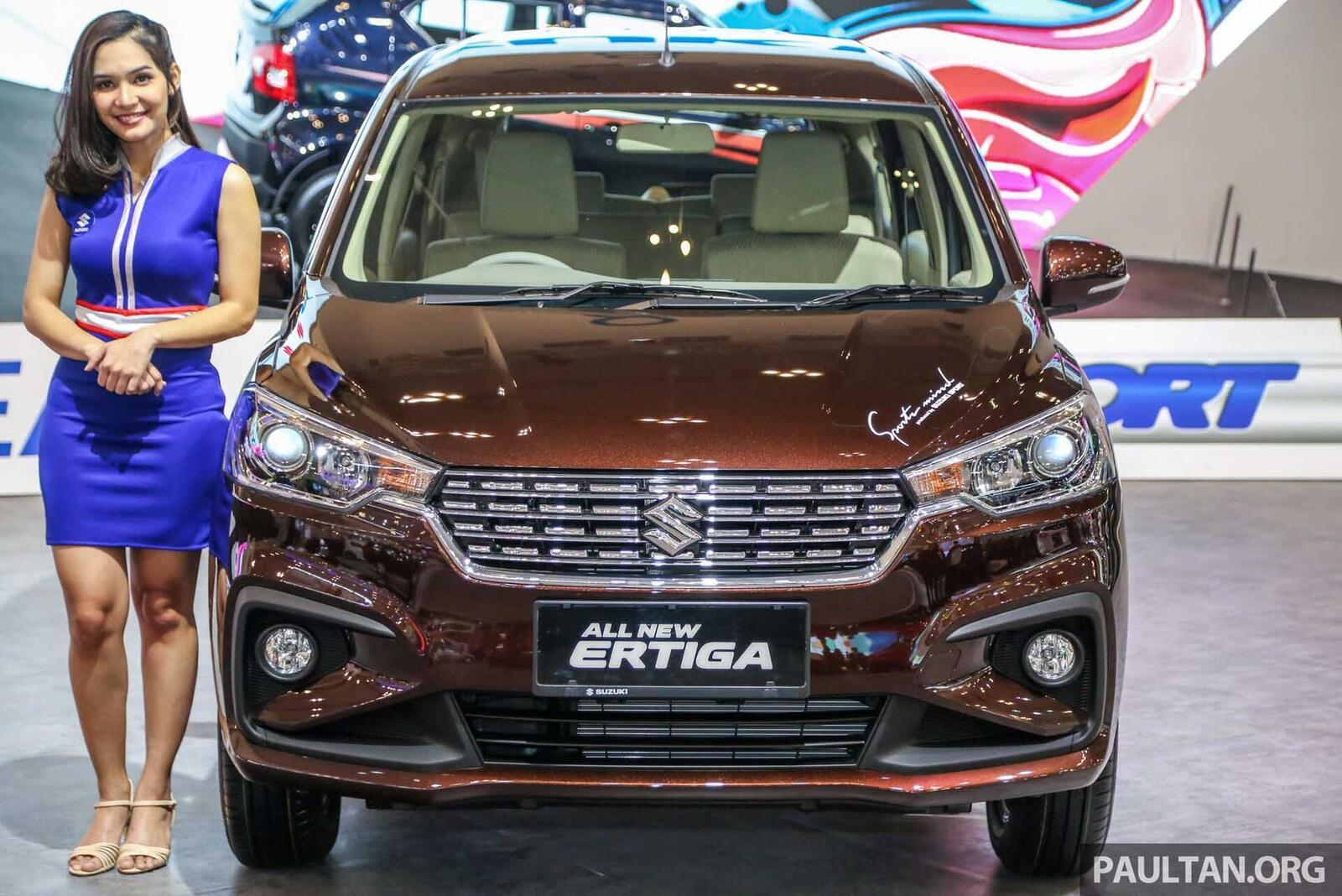 Suzuki Ertiga thế hệ sẽ về Việt Nam trong năm nay; cạnh tranh với Rush và Xpander - Hình 2