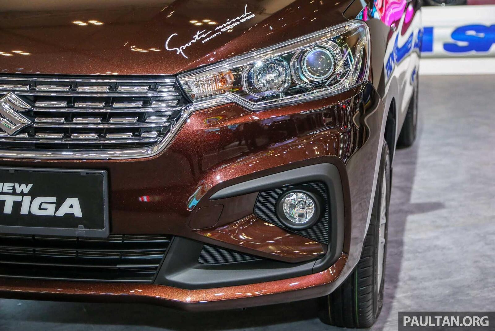 Suzuki Ertiga thế hệ sẽ về Việt Nam trong năm nay; cạnh tranh với Rush và Xpander - Hình 3