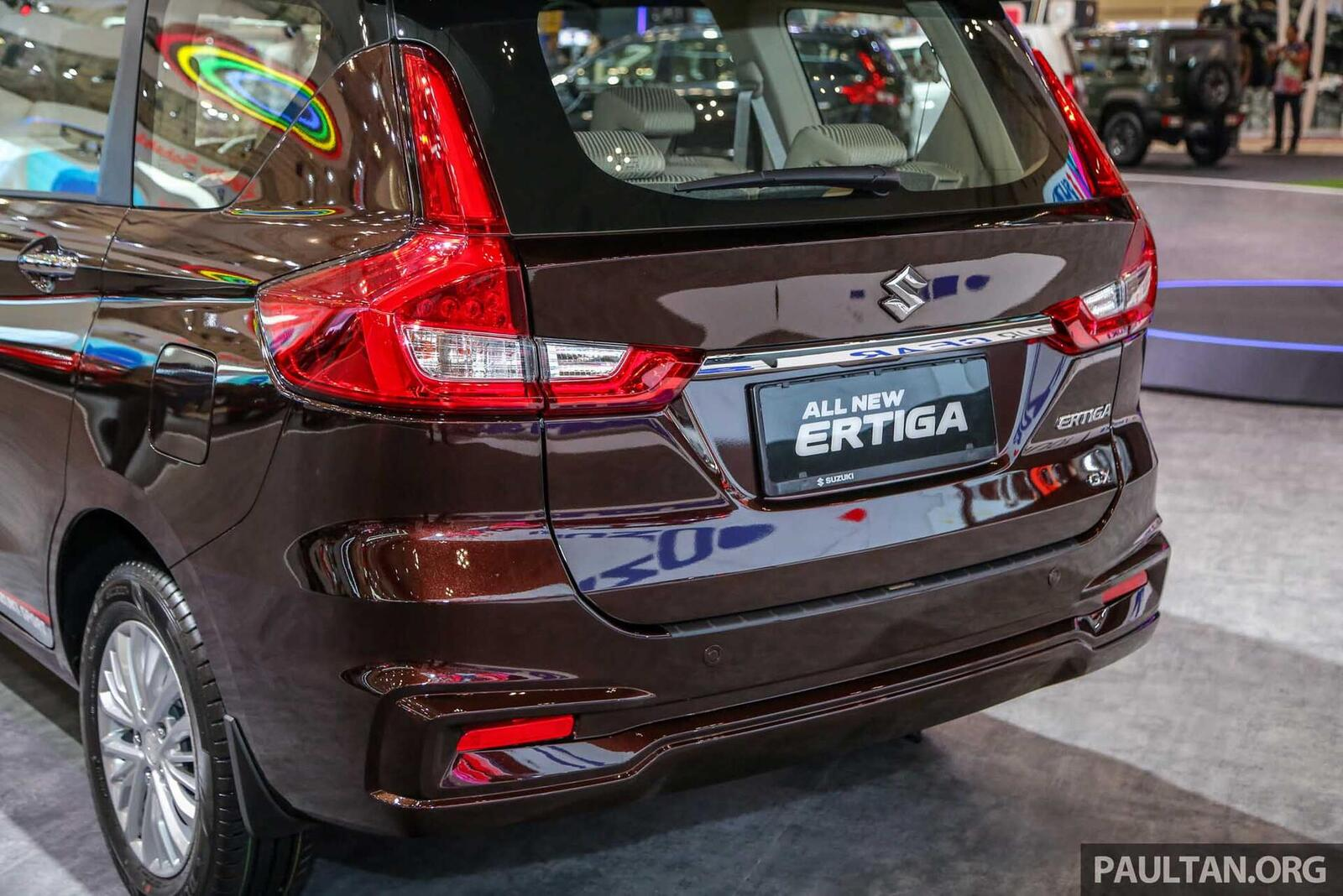 Suzuki Ertiga thế hệ sẽ về Việt Nam trong năm nay; cạnh tranh với Rush và Xpander - Hình 5