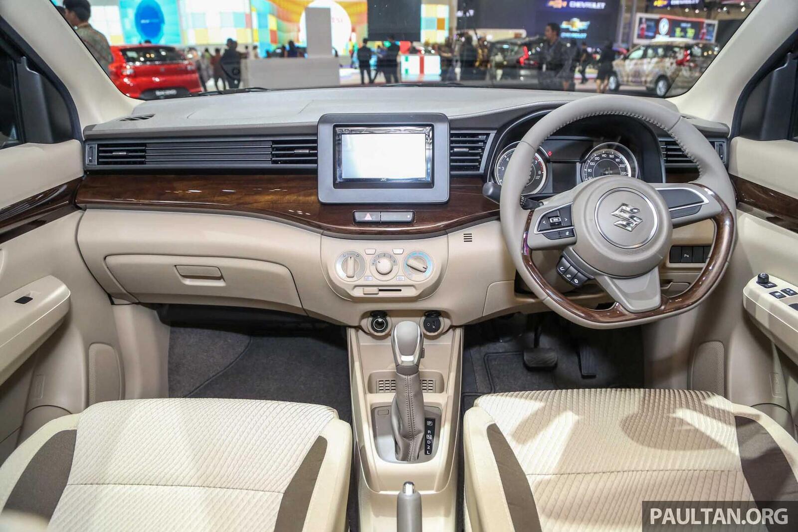 Suzuki Ertiga thế hệ sẽ về Việt Nam trong năm nay; cạnh tranh với Rush và Xpander - Hình 7