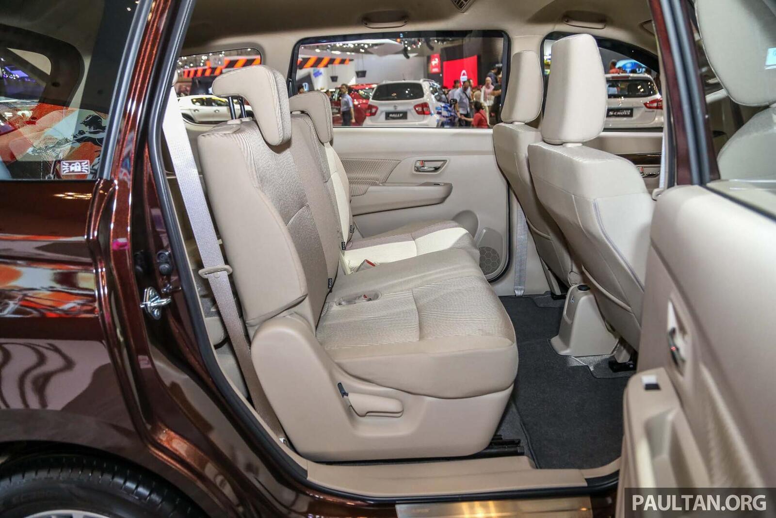 Suzuki Ertiga thế hệ sẽ về Việt Nam trong năm nay; cạnh tranh với Rush và Xpander - Hình 9