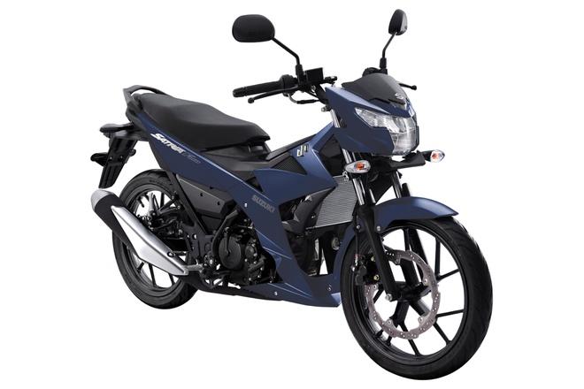 Suzuki Satria ra mat VN - nhap khau tu Indonesia, gia 52 trieu hinh anh 1 4798d1f77a35816bd824.jpg