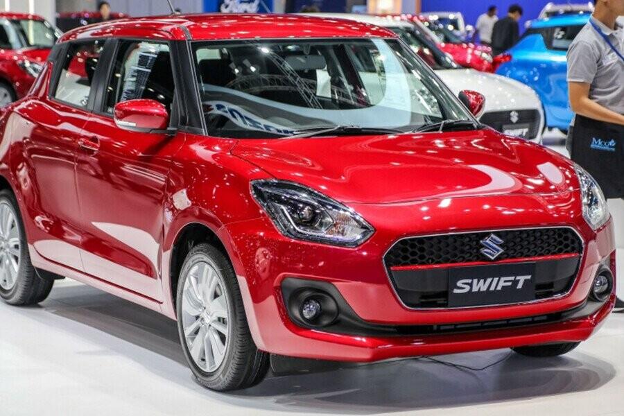 Tổng quan Suzuki Swift