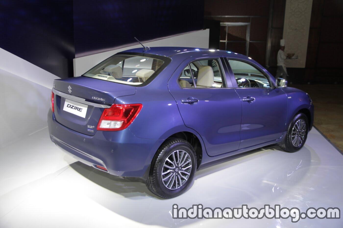 Suzuki Swift Sedan 2017 có giá bán từ 8.470 USD tại Ấn Độ - Hình 3