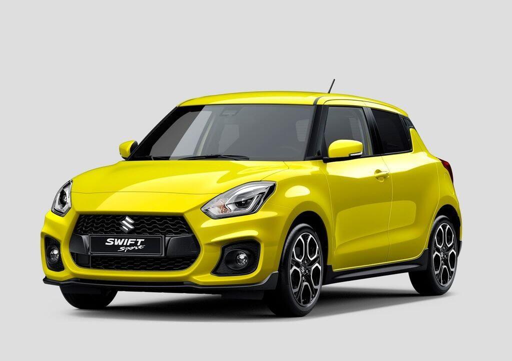 Suzuki Swift Sport 2018 hé lộ thông tin và diện mạo hoàn chỉnh - Hình 1