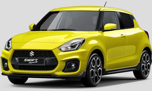 Suzuki Swift Sport - hatchback thể thao mới sắp ra mắt - Hình 1