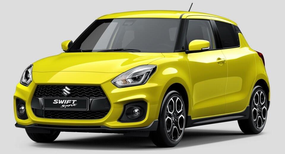 Suzuki Swift Sport mới lộ diện ảnh đầu tiên - Hình 1