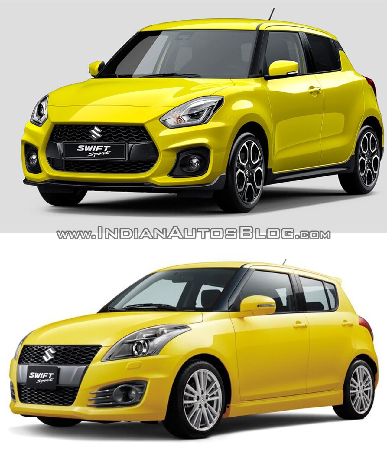 Suzuki Swift Sport mới lộ diện ảnh đầu tiên - Hình 3