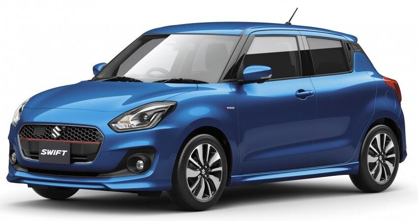 Suzuki Swift Sport mới lộ diện ảnh đầu tiên - Hình 4