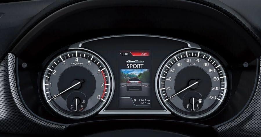 Suzuki Vitara 2019 tinh chỉnh đầu xe, bổ sung hai động cơ tăng áp mới - Hình 2